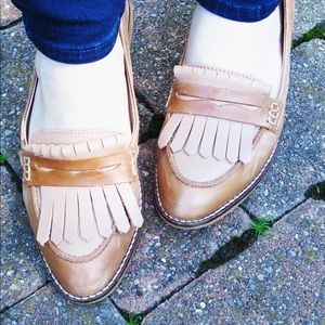 SHOEMINT Caroline Loafers